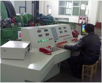 KTJ-P型交流变频调速提升机电控系统