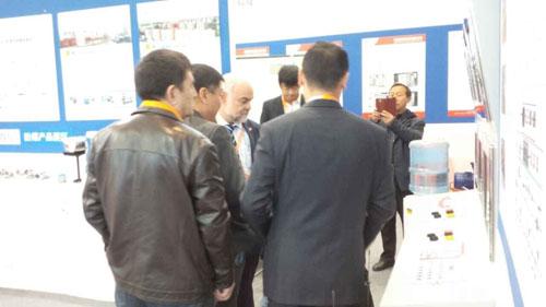 第十六届中国国际煤炭采矿技术交流及设备展览会在北京开展